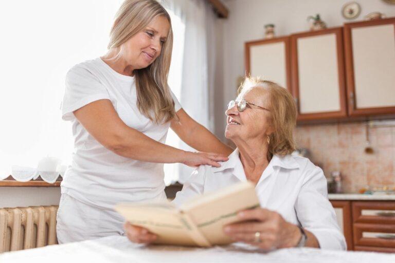 opiekunka osoby starszej w Niemczech