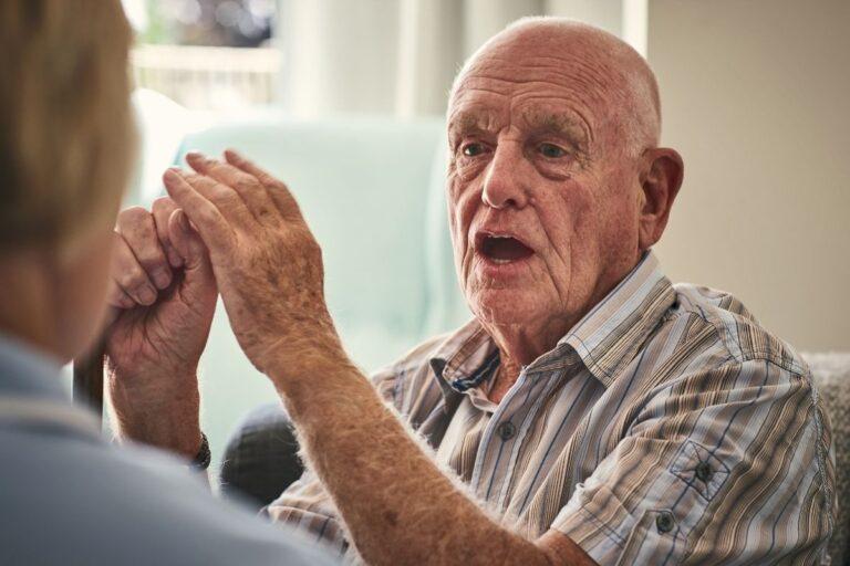 opiekunka dla seniora
