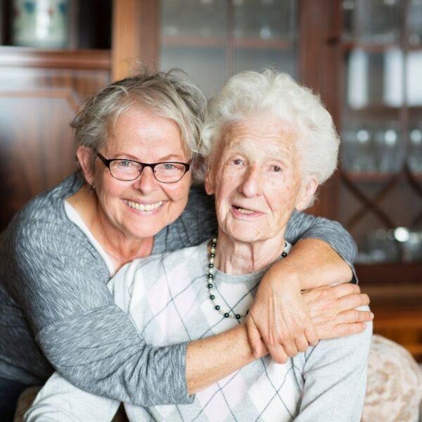 opiekunka osoby starszej